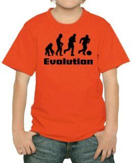 Evolution Fussball Kinder T Shirt div. Farben Sport