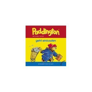 Paddington, Pappbilderbücher, Paddington geht einkaufen: