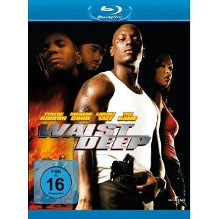 Waist Deep [Blu ray]: Tyrese Gibson, Meagan Good, Tommy