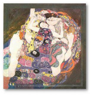Bild Gustav Klimt Galeriebild Insolvenz WERT 89 EUR