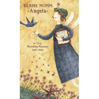 Debbie Mumm Angels 2 Year Monthly Planner 2011 2012