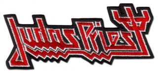 Judas Priest ★ Hard Rock Band Aufnäher Aufbügler Heavy Metal