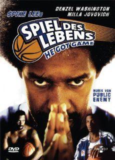 Spike Lees Spiel des Lebens Denzel Washington, Ray Allen