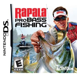Nintendo DS   Rapala Pro Bass Fishing (NEU & OVP)