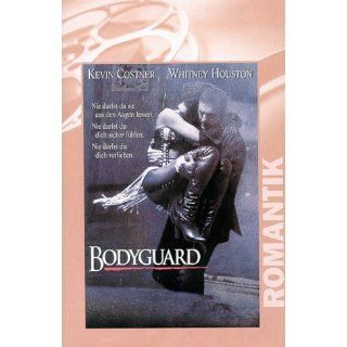 Bodyguard [VHS] Kevin Costner, Gary Kemp, Whitney Houston, Alan
