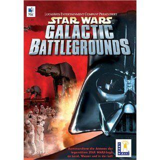 Star Wars Galactic Battlegrounds Games