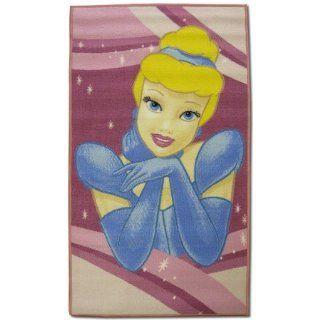 Kinderteppich Disney Princess Prinzessin Cinderella blond
