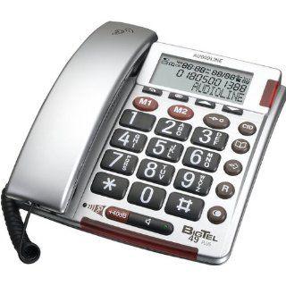 Audioline Big Tel 49 plus Großtastentelefon Elektronik
