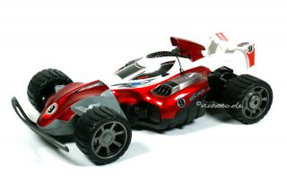 Transformer 3in1 RC Flitzer Dragster Formel 1 Trike High Speed Racer