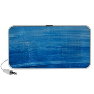 PAINTED BLUE SKY OCEAN BACKGROUNDS WALLPAPER MIXED LAPTOP SPEAKER