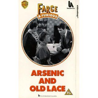 Arsenic and Old Lace [VHS] [UK Import] Cary Grant, Priscilla Lane