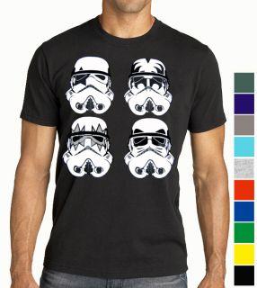 STORMTROOPER KISS T Shirt Star Wars Hard Rock   S M L XL XXL
