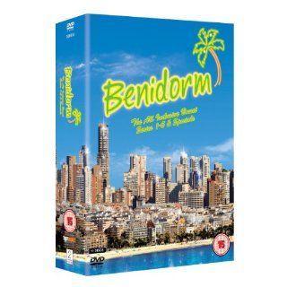Benidorm   Series 1 5 and Specials 11 DVD Box Set UK Import