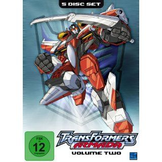 Transformers: Armada   Vol. 2, Episoden 27 52 5 DVDs: