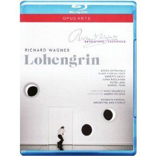 Richard Wagner Lohengrin [Blu ray] Hans Neuenfels Filme