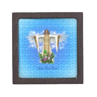 Guardian Angel Inspirational Gift Box Premium Jewelry Boxes