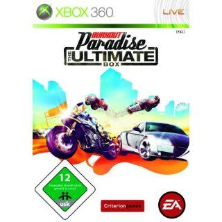 Burnout Paradise   The Ultimate Box Xbox 360 Games