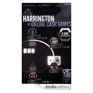Harrington on Online Cash Games; 6 Max No Limit Hold em eBook Dan