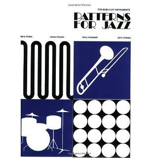 Patterns for Jazz  Bass Clef eBook Jerry Coker Kindle