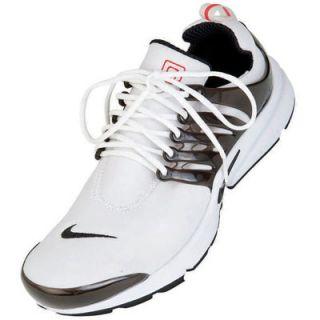 Nike Air Presto Running Trainers White/Black Mens