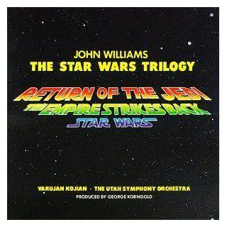 Krieg der Sterne Trilogie (Star Wars Trilogy) Musik