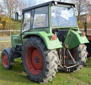 Traktor Fendt Farmer 108 S Turbomatik 55kW/75 PS 4 Zylinder MWM Motor