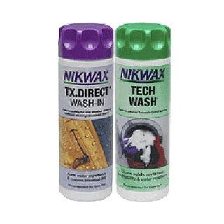 Vaude Nikwax Tech Wash +TX Direct, 2x300ml (VPE6): Sport