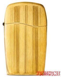 ZIPPO BLU Gas Lighter GOLD TUXEDO neu+ovp UVP 105,00