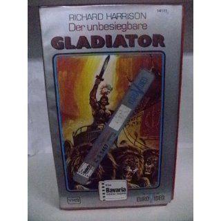 Der unbesiegbare Gladiator Richard Harrison Filme & TV