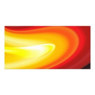 The Wave   Modern Art Abstract Art Photo Greeting Card