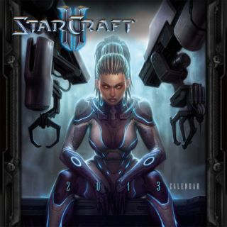 StarCraft® II   2013 12 Month Calendar Calendars