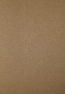 Harald Glööckler Design Tapete 52526 Streifen Retro braun gold