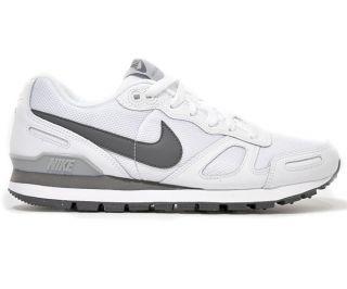 Größe Wählen] NIKE AIR WAFFLE TRAINER Weiß Grau Sneaker NEU