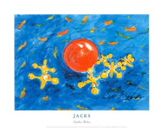 Jacks Prints by Cynthia Hudson