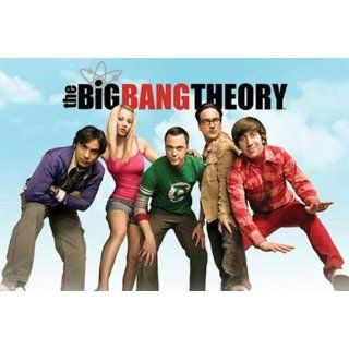 Empire 364999 The Big Bang Theory   Sky   TV Serie Film Poster   91.5