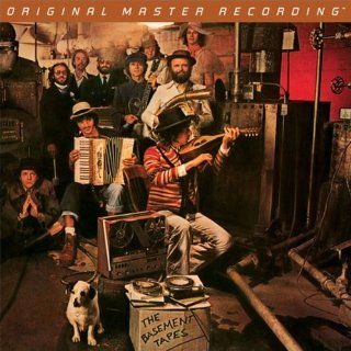 The Basement Tapes Musik