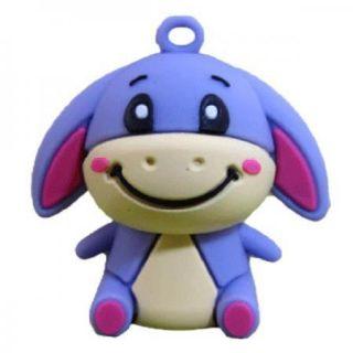 Cute Donkey Model USB 2.0 Flash Memory Pen Drive Stick 4 32GB XL115