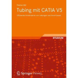 Tubing mit CATIA V5: Effizientes Konstruieren von Leitungen und