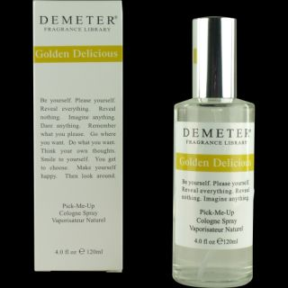 Demeter GOLDEN DELICIOUS 120ml Cologne Spray NEU OVP !