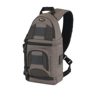 Lowepro Slingshot 100 AW SLR Kamerarucksack khaki braun