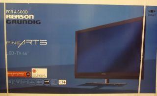 NEU & OVP Grundig Fine Arts 46 116,8 cm (46 Zoll) LED Fernseher (Full