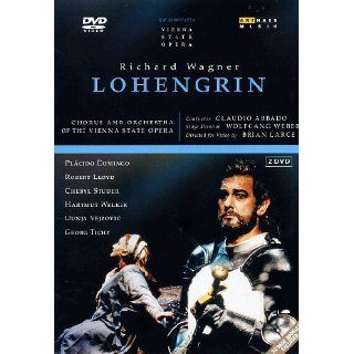 Wagner, Richard   Lohengrin (2 DVDs) Cheryl Studer