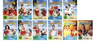 Baywatch 1+2+3+4+5+6+7+8+9+10+11 * NEU OVP * DVD Set * (Staffel/Season