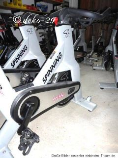 Premium Profi Indoor Cycle Bike Star Trac NXT ALU Studio