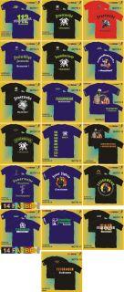 Feuerwehr T Shirt 112 Jugendfeuerwehr Motiv 6