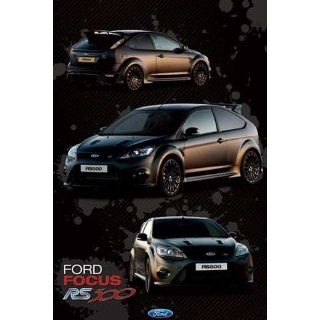Empire 335562 Autos   Ford Focus RS 500   Poster   61 x 91.5 cm
