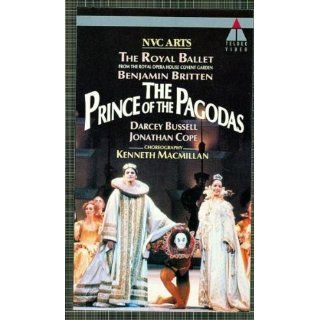 Britten, Benjamin   The Prince of the Pagodas [VHS] Royal Ballet