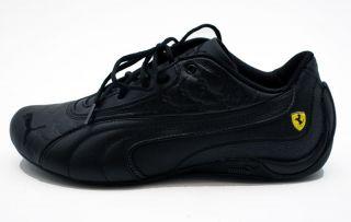 II SF Ferrari Herren Sport Schuhe Sneaker schwarz UVP 119,95€