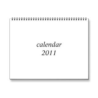Blank School Days Calendar Template