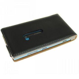 Leder Tasche Schutzhülle für Nokia Lumia 920 Flip Case Hülle Cover